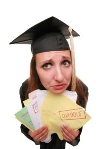 student with bad credit