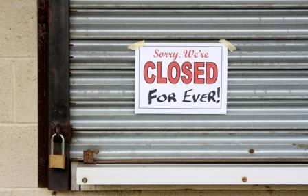 ten companies that went bankrupt