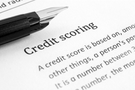 build your credit score today