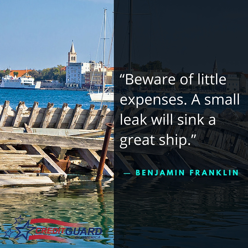 Finance Quote by Ben Franklin