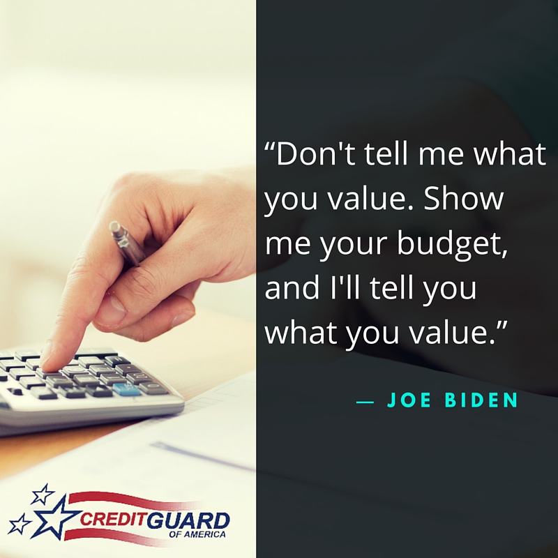 Finance Quote by Joe Biden