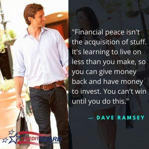 Finance Quote by Dave Ramsey